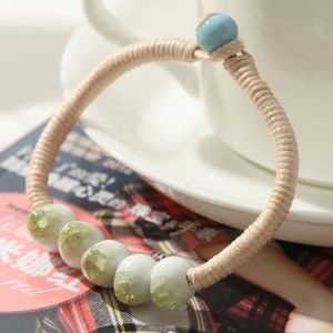 Jewelry - PREVIEW Ethnic Handmade Beaded Weave Rope Bracelet